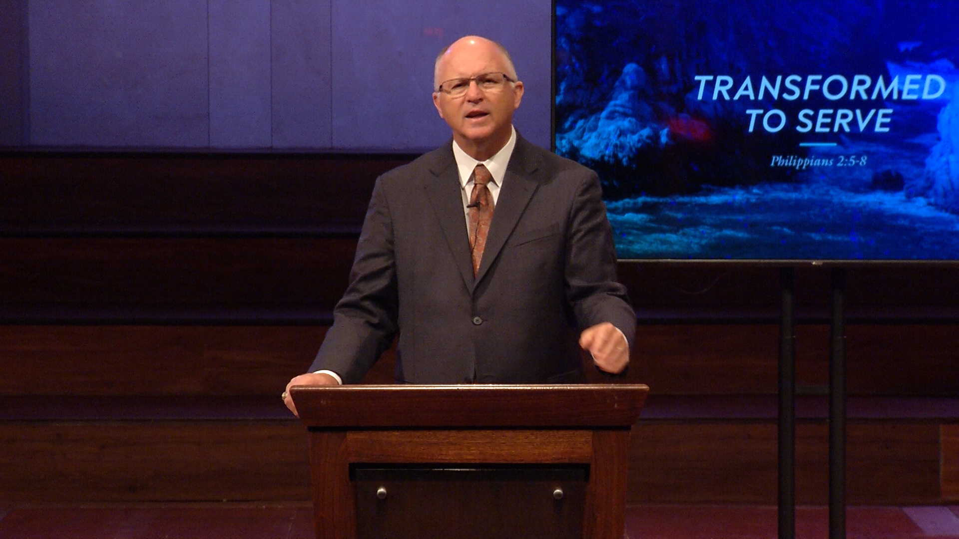 Pastor Paul Chappell: Transformed to Serve