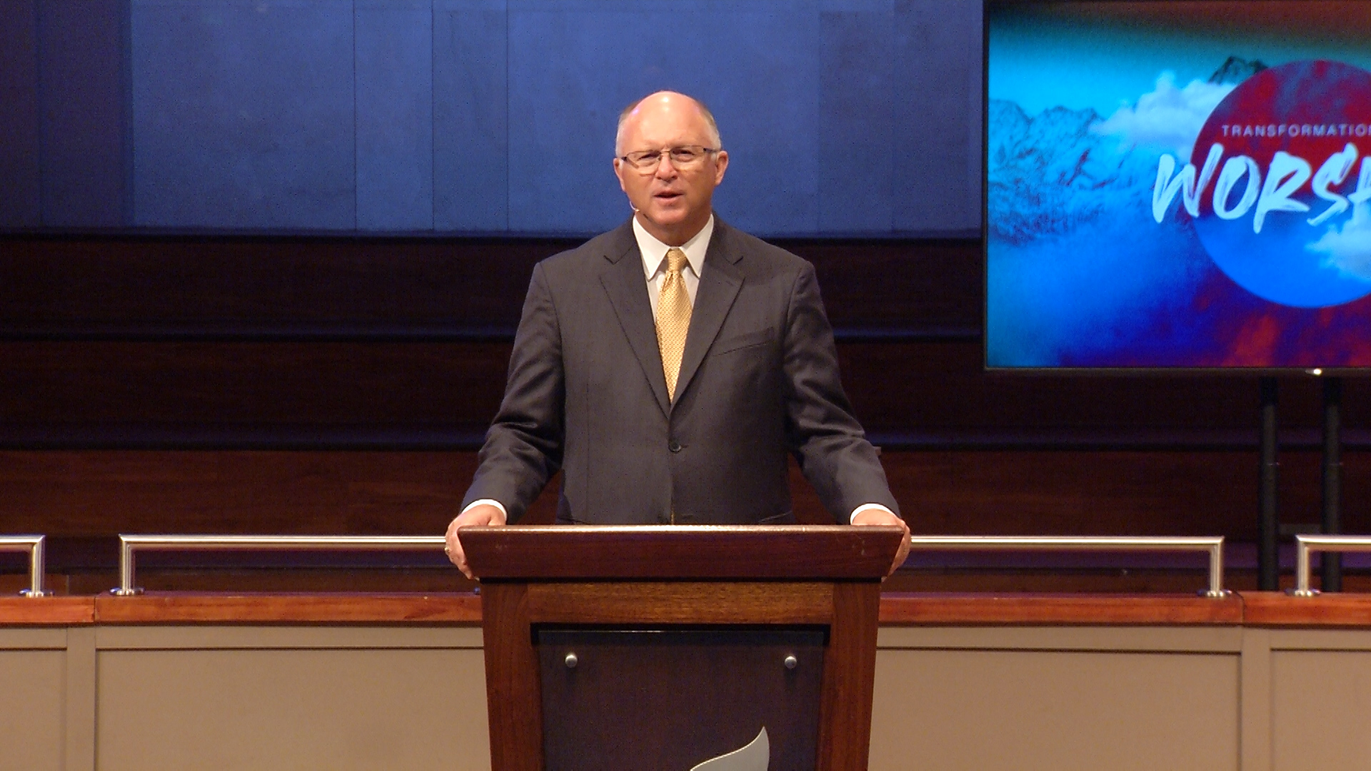 Pastor Paul Chappell: Transformation of Worship