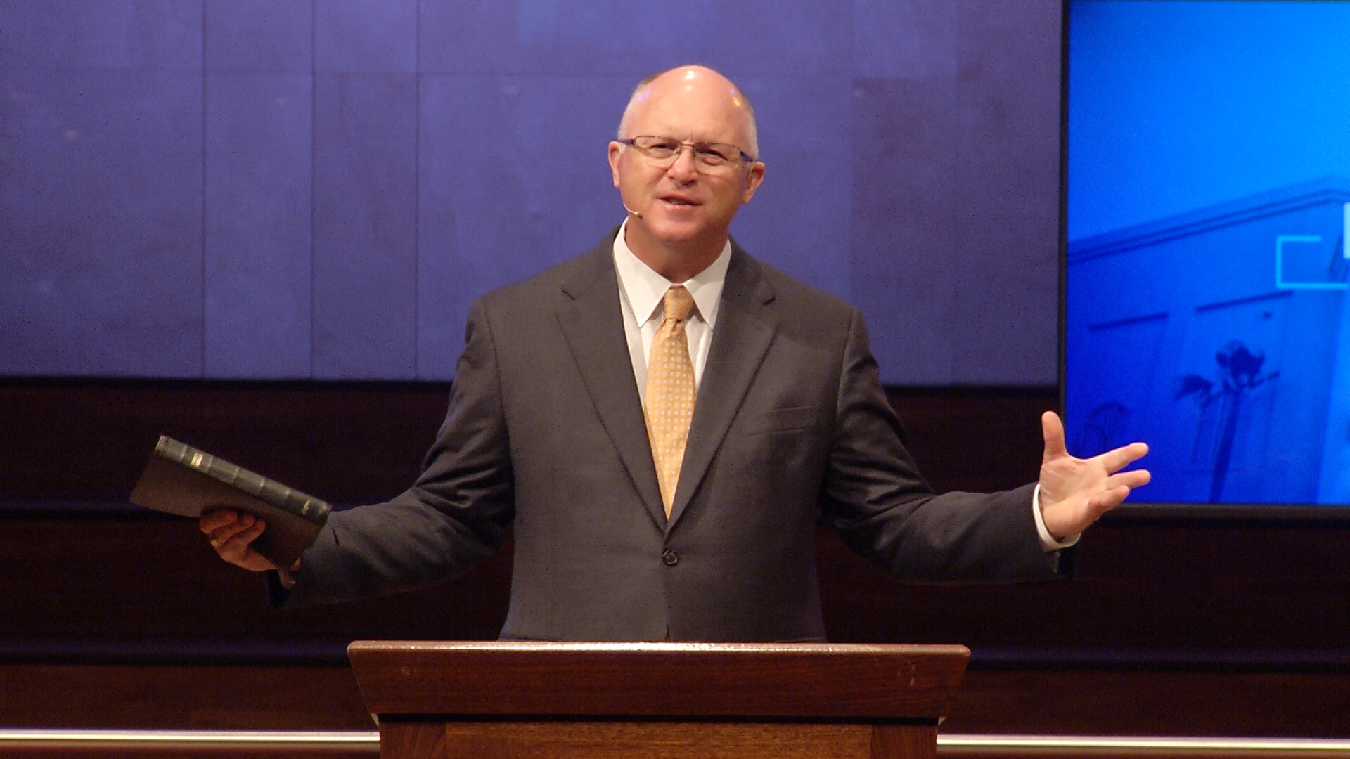 Pastor Paul Chappell: The Gospel Manifested Through Us