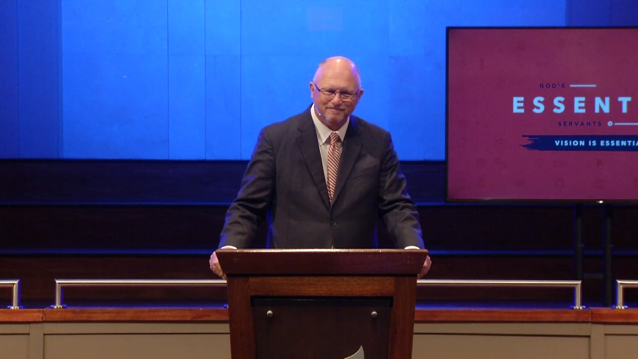 Pastor Paul Chappell: Vision is Essential