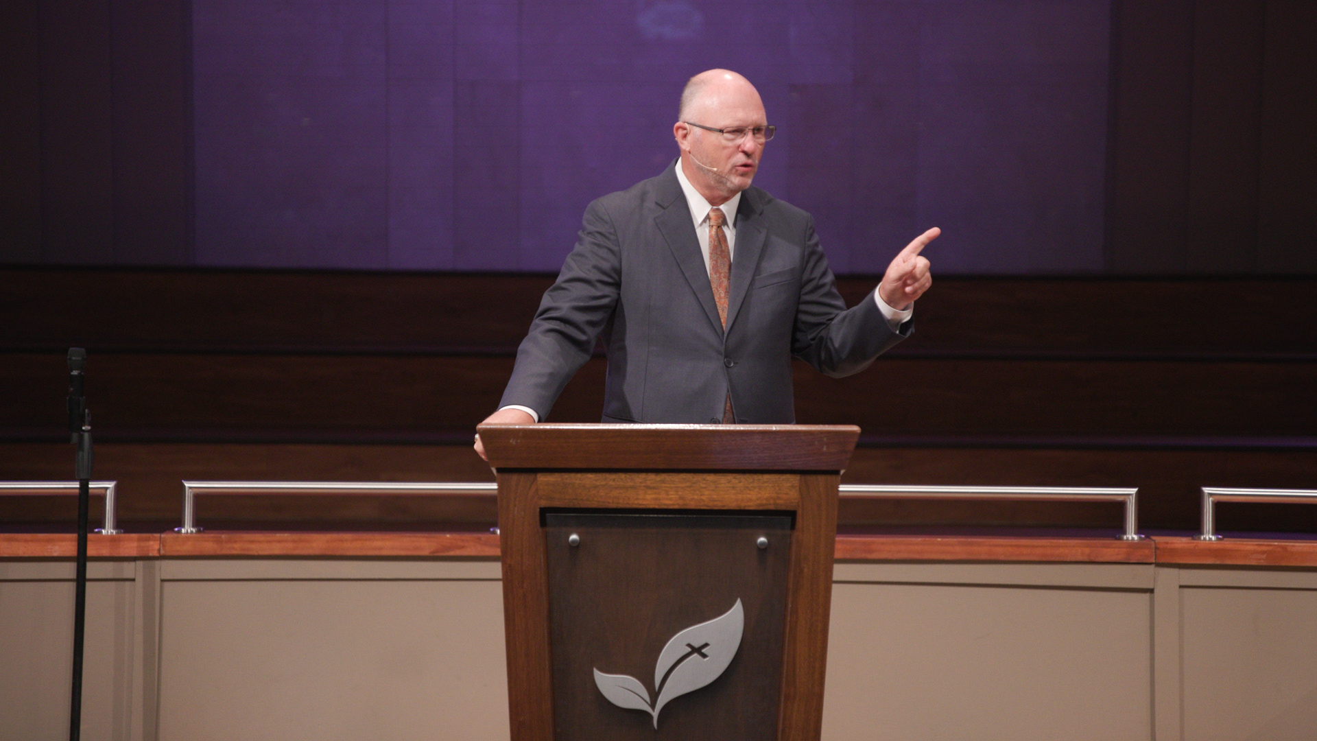 Pastor Paul Chappell: Steady Church