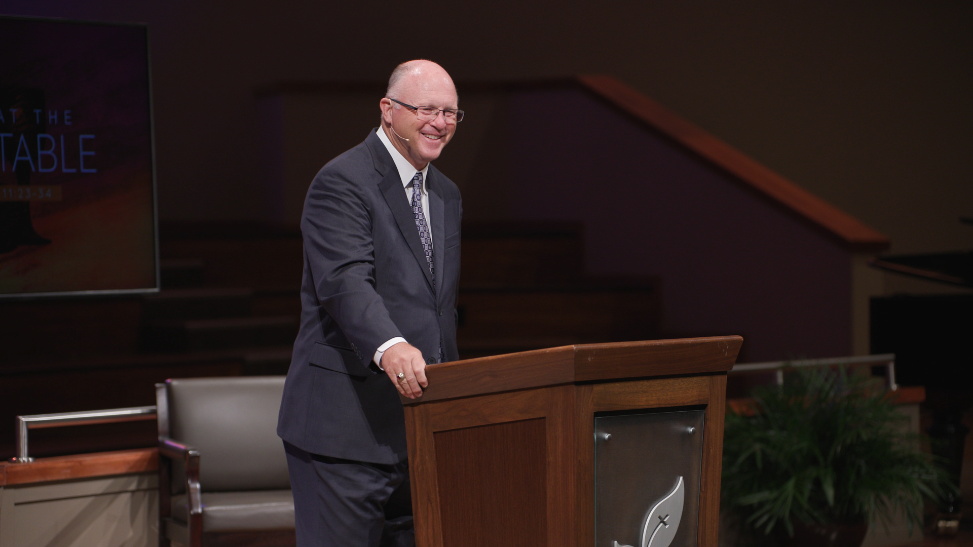 Pastor Paul Chappell: Reunion at the Lord's Table