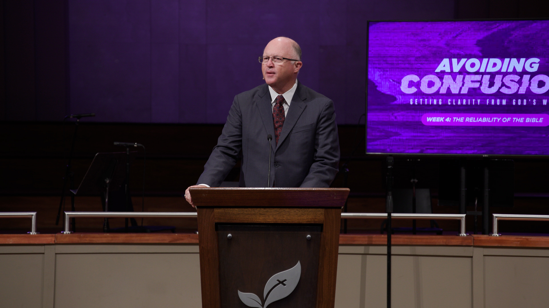 Pastor Paul Chappell: The Reliability of the Bible