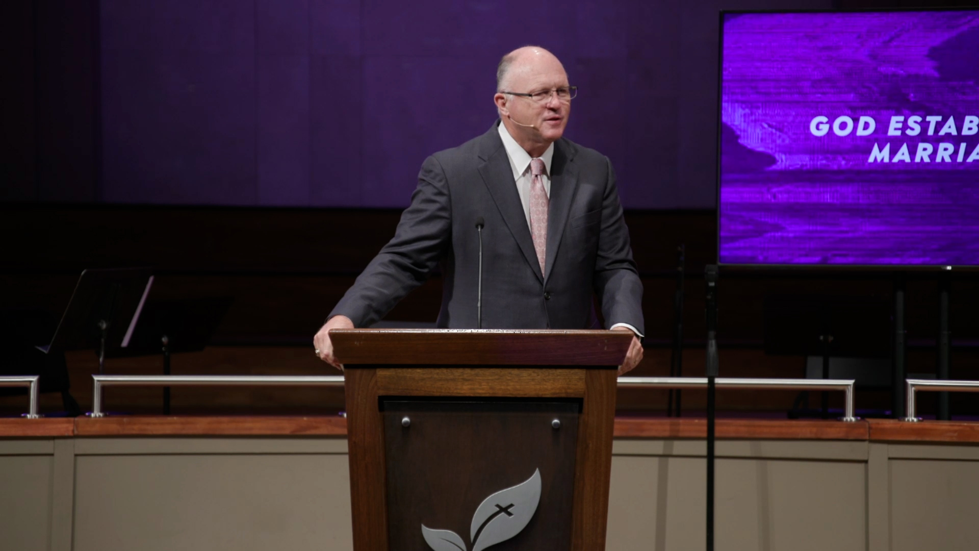 Pastor Paul Chappell: The Distinctiveness of Gender and Marriage