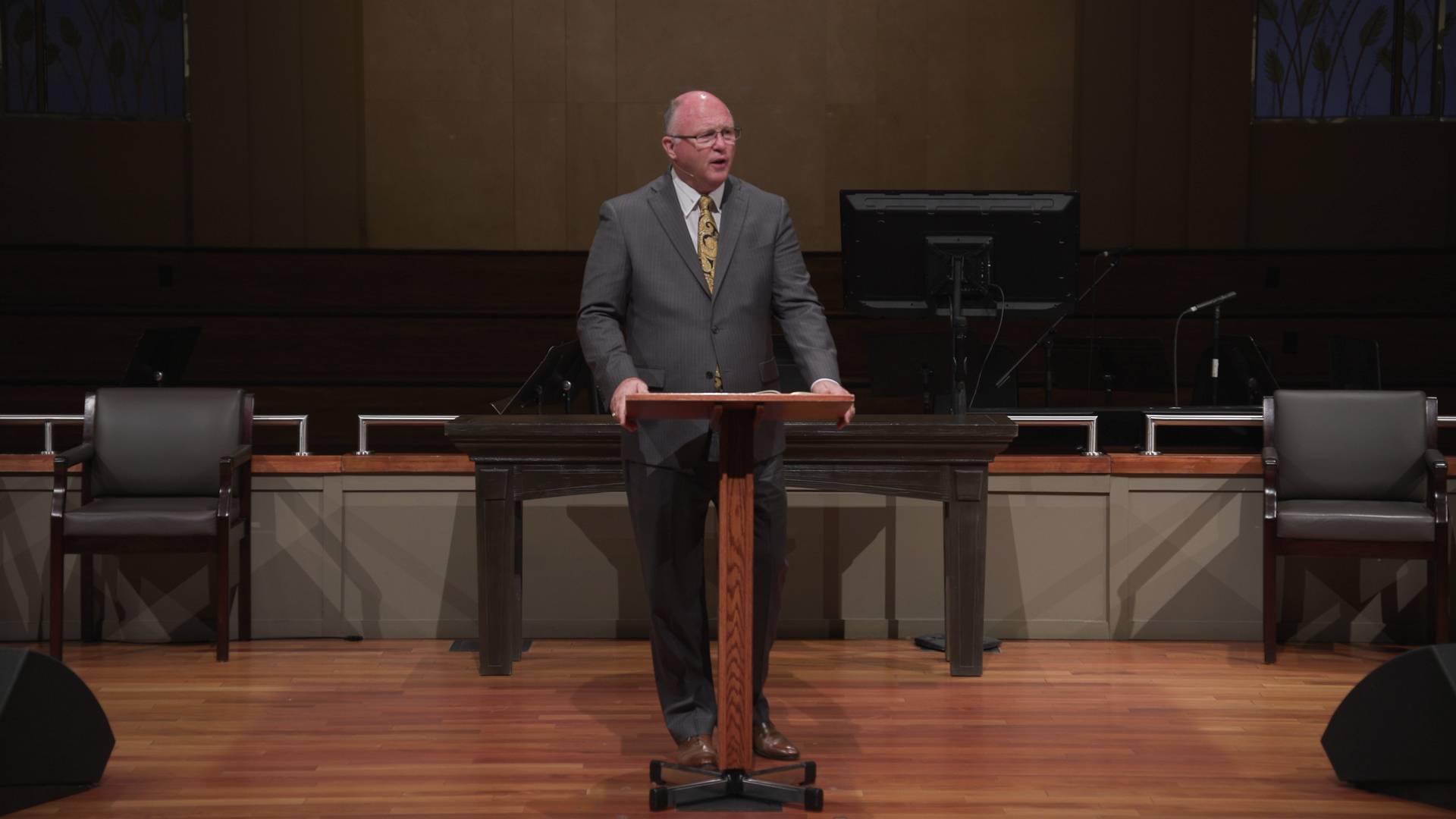 Pastor Paul Chappell: Thanksgiving