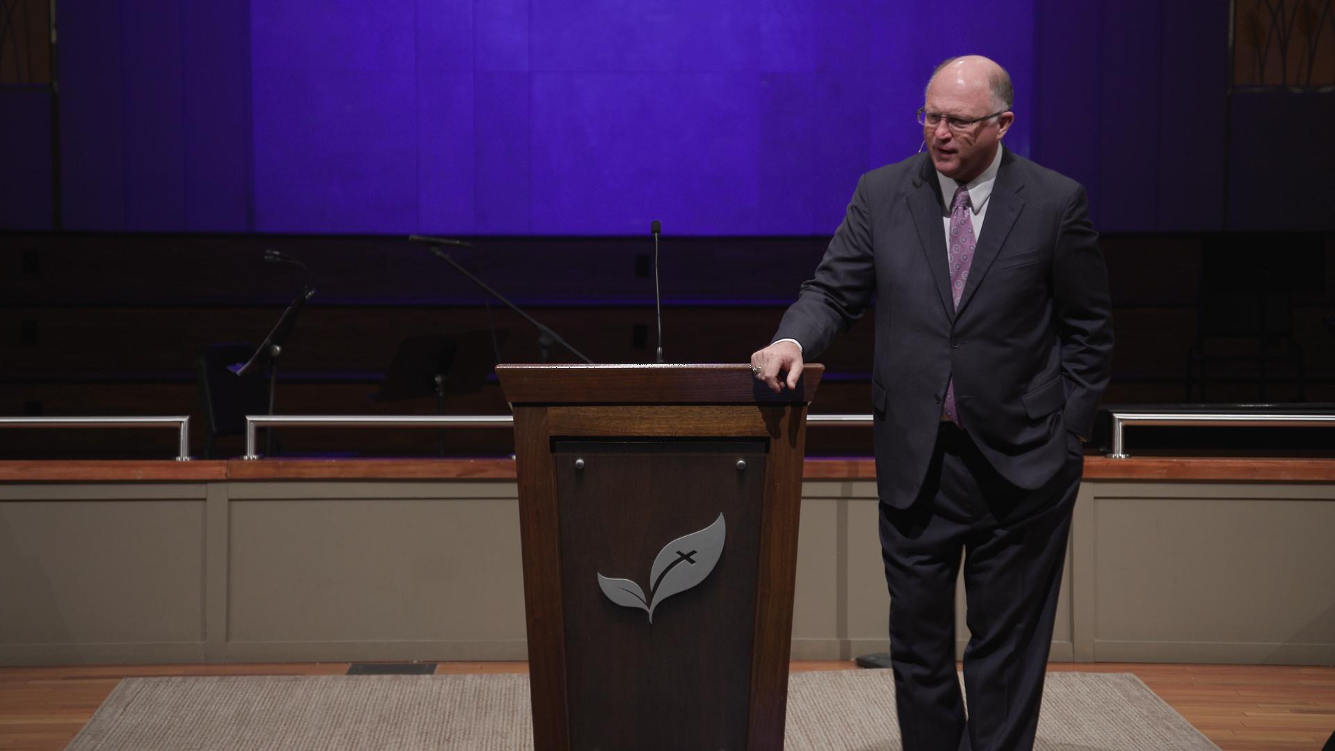 Pastor Paul Chappell: Choosing to Trust