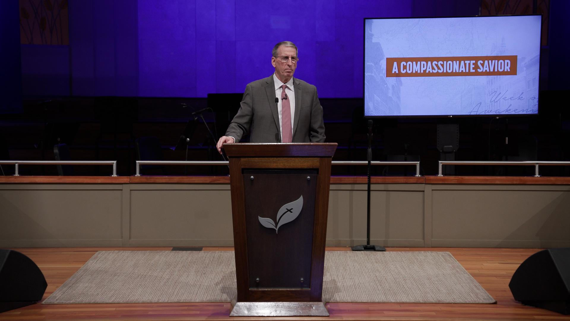 Dr. John Goetsch: A Compassionate Savior