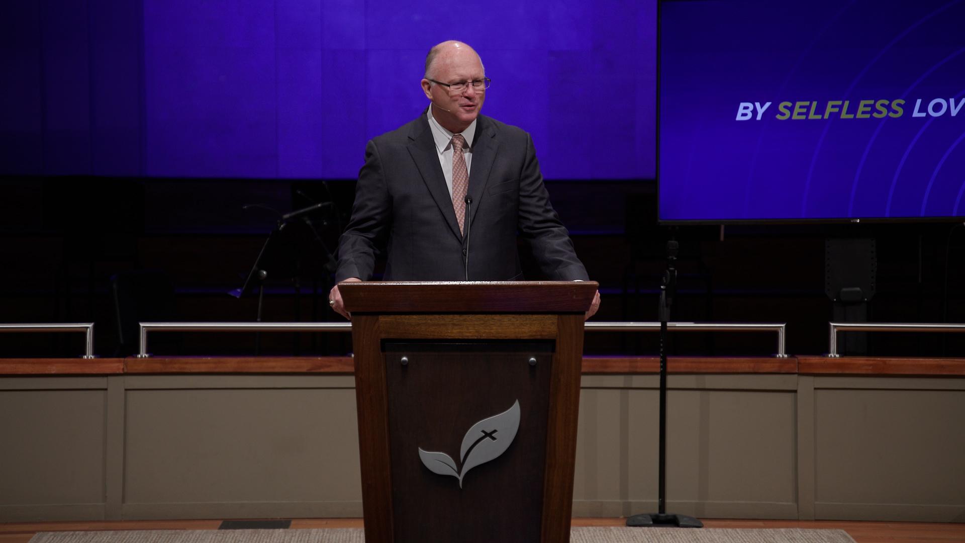 Pastor Paul Chappell: The Gospel in Marriage