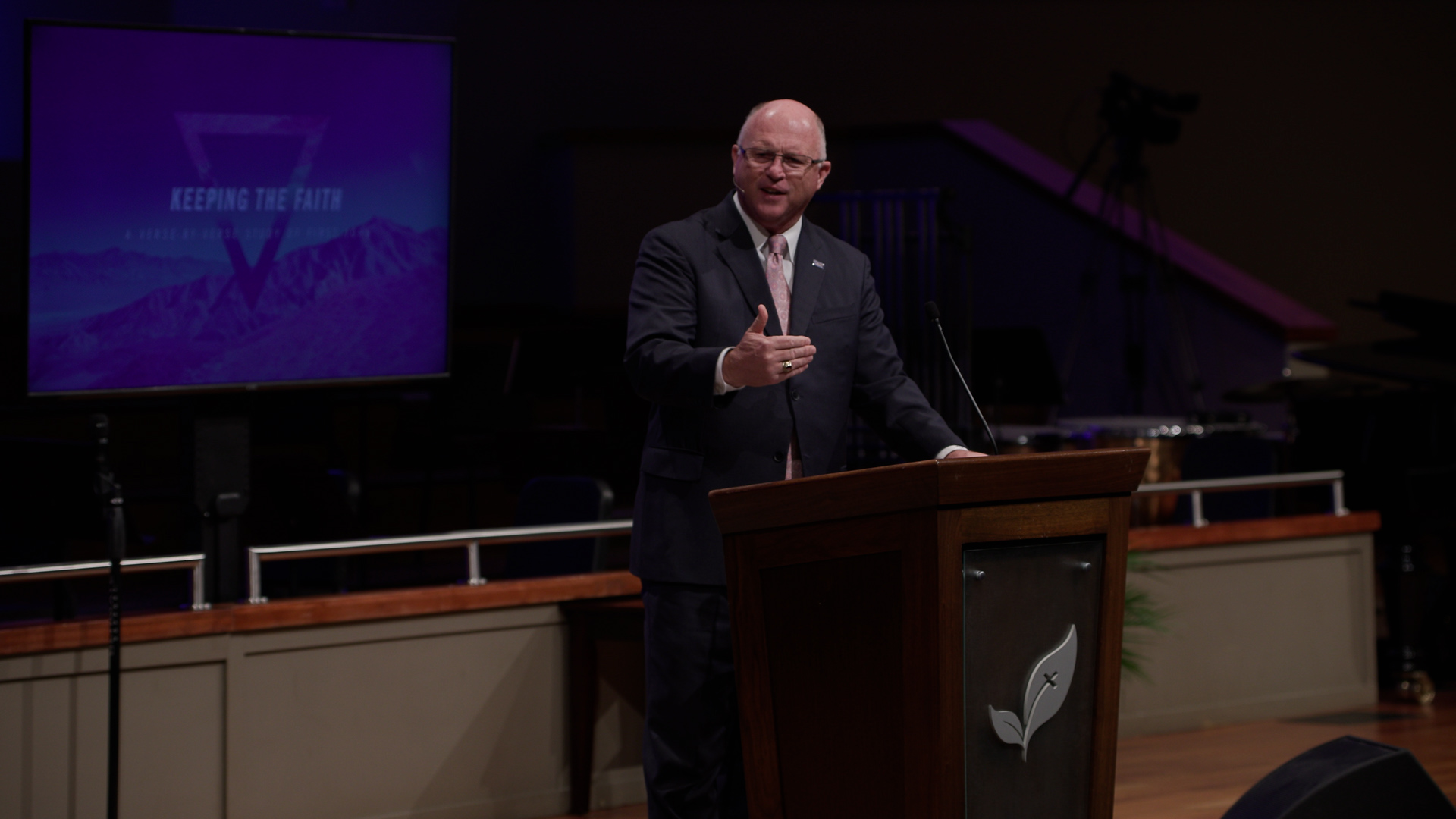 Pastor Paul Chappell: Keeping the Faith
