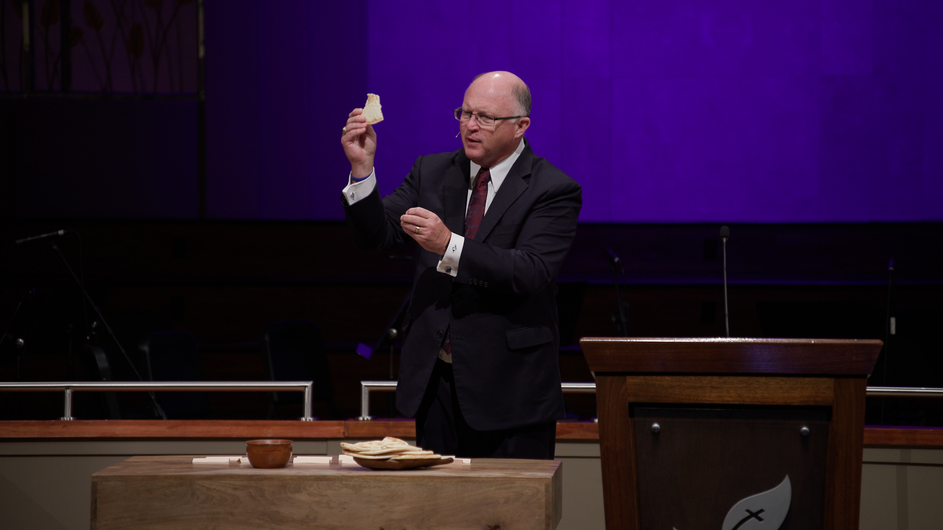 Pastor Paul Chappell: The Lord's Table