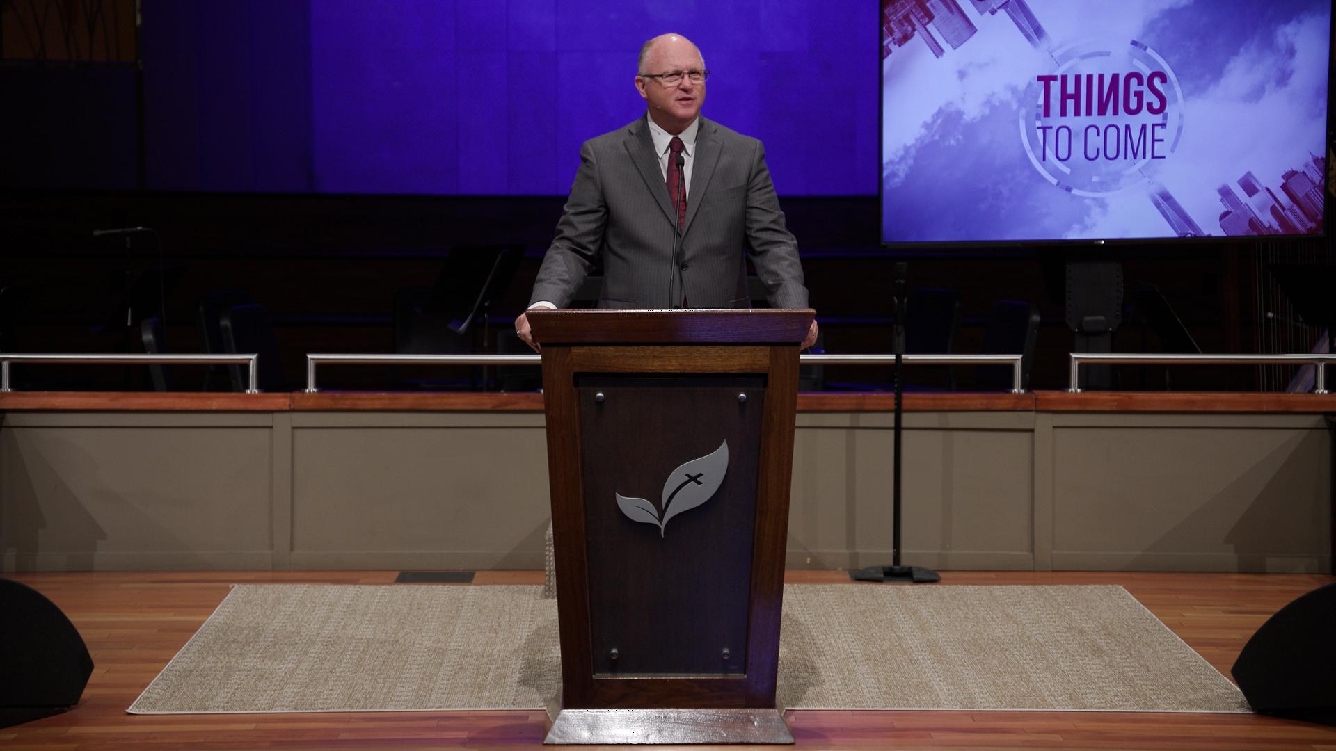 Pastor Paul Chappell: The One World Ruler