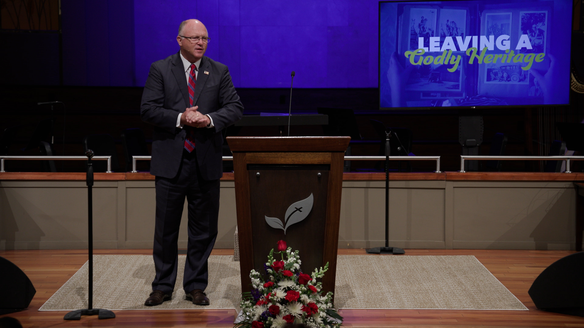 Pastor Paul Chappell: Leaving a Godly Heritage