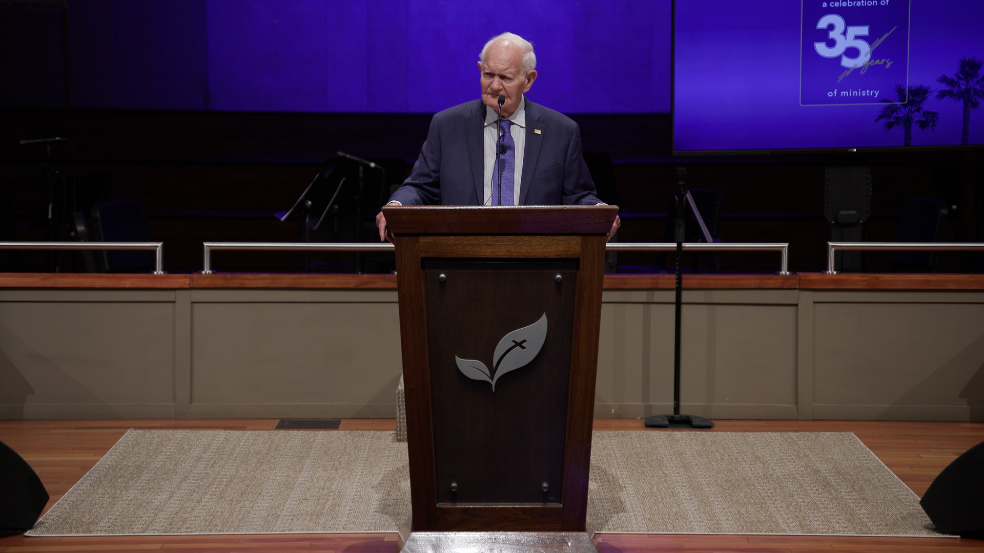 Dr. Don Sisk: The Lord Hath Done Great Things For Us