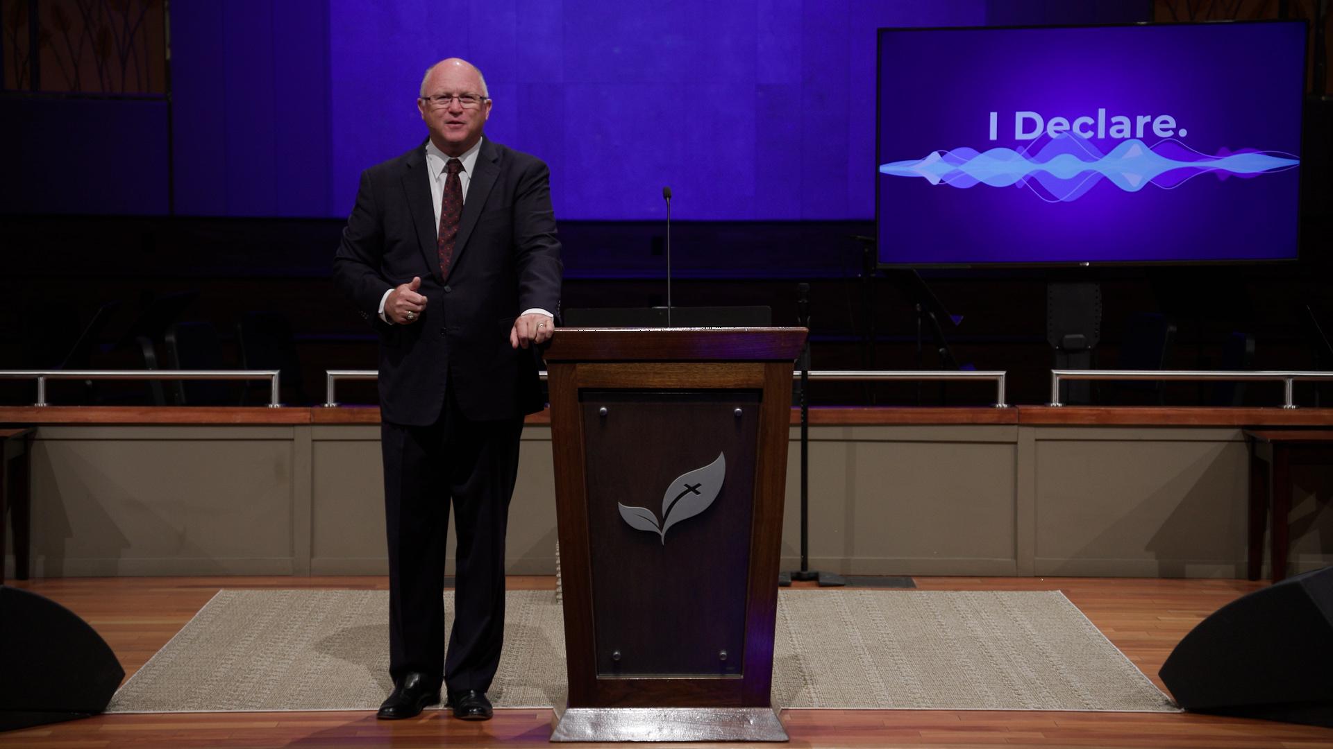 Pastor Paul Chappell: Paul's Declaration of the Gospel