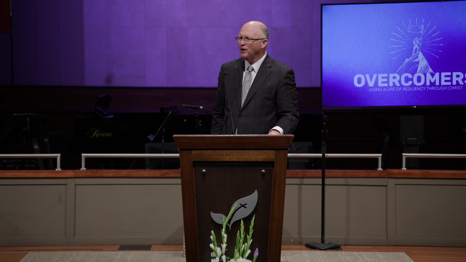 Pastor Paul Chappell: Overcomers