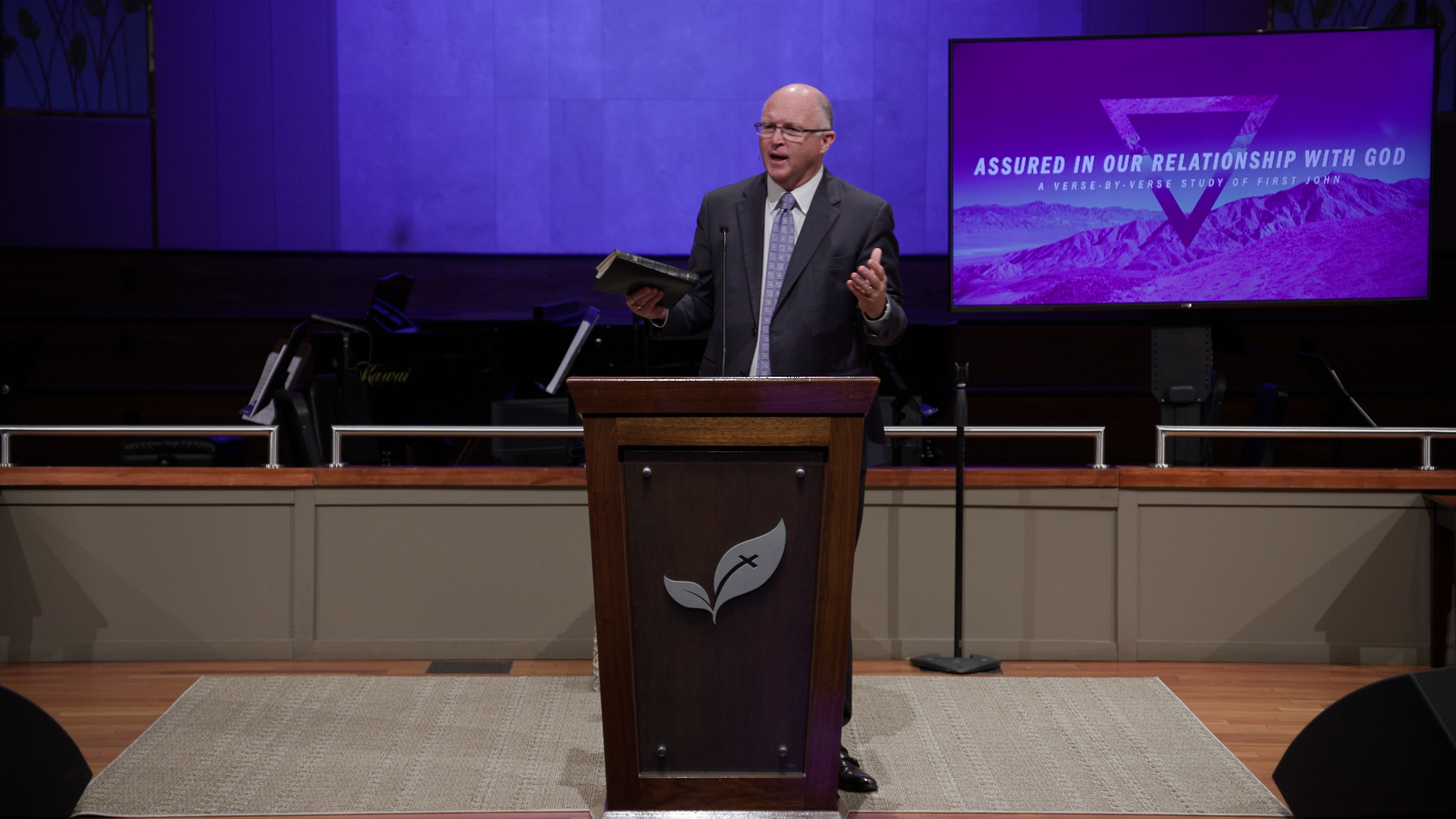 Pastor Paul Chappell: Assured In Our Relationship With God