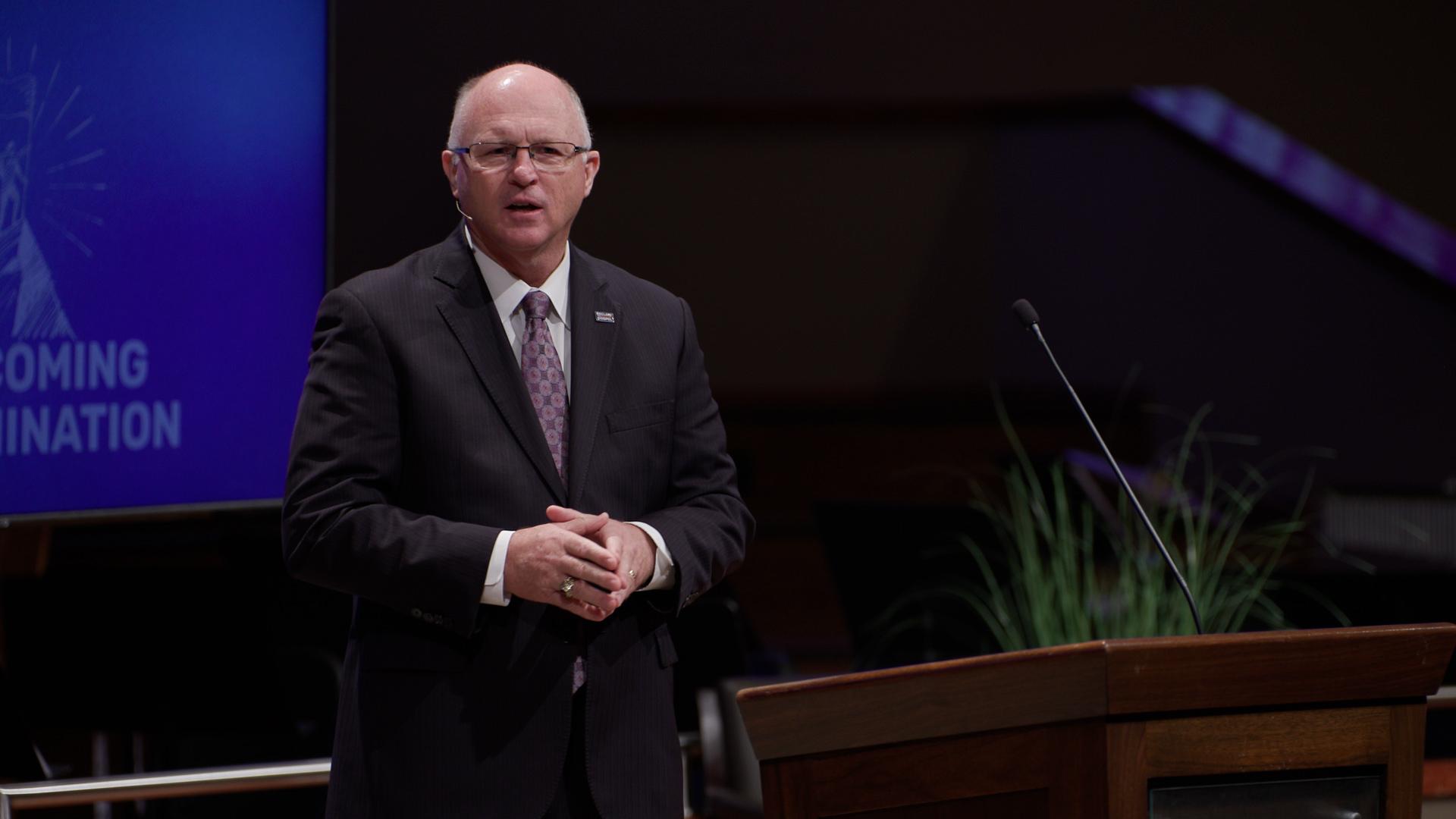 Pastor Paul Chappell: Overcoming Discrimination