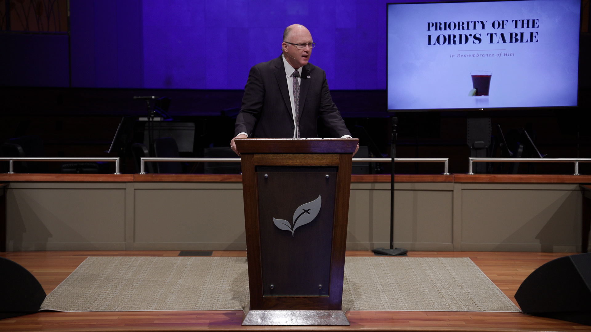 Pastor Paul Chappell: The Priority of the Lord's Table