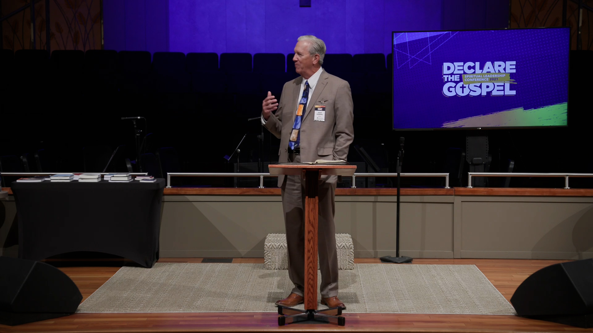Dean Herring: Ministering in a Plan B World