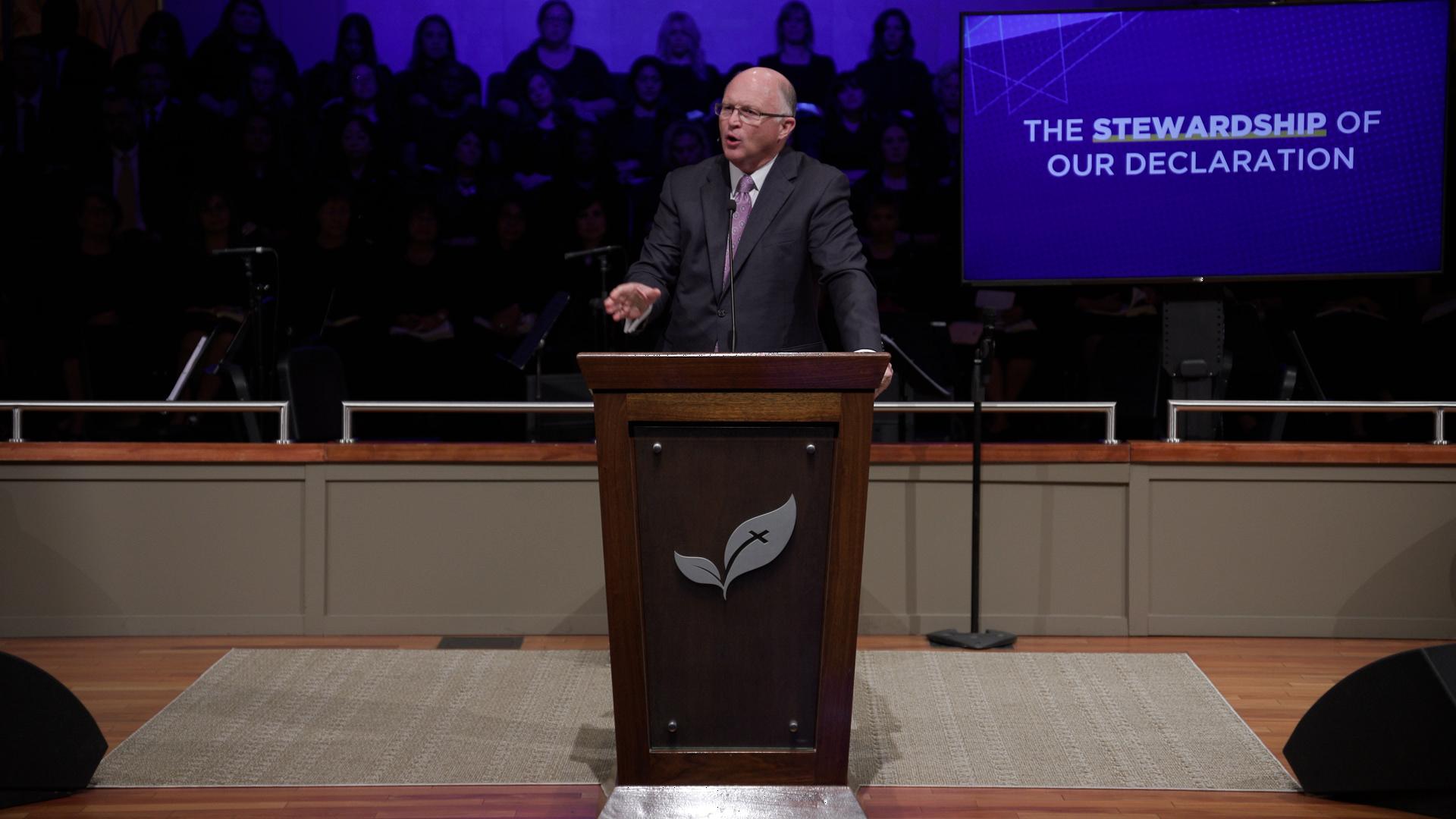 Pastor Paul Chappell: Declare the Gospel