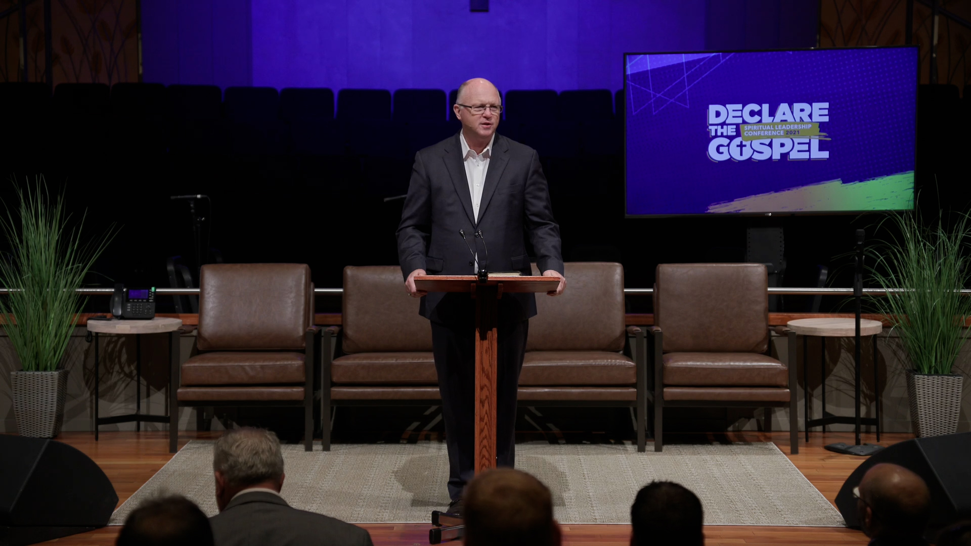 Pastor Paul Chappell: Setting the Course with a Fresh Vision