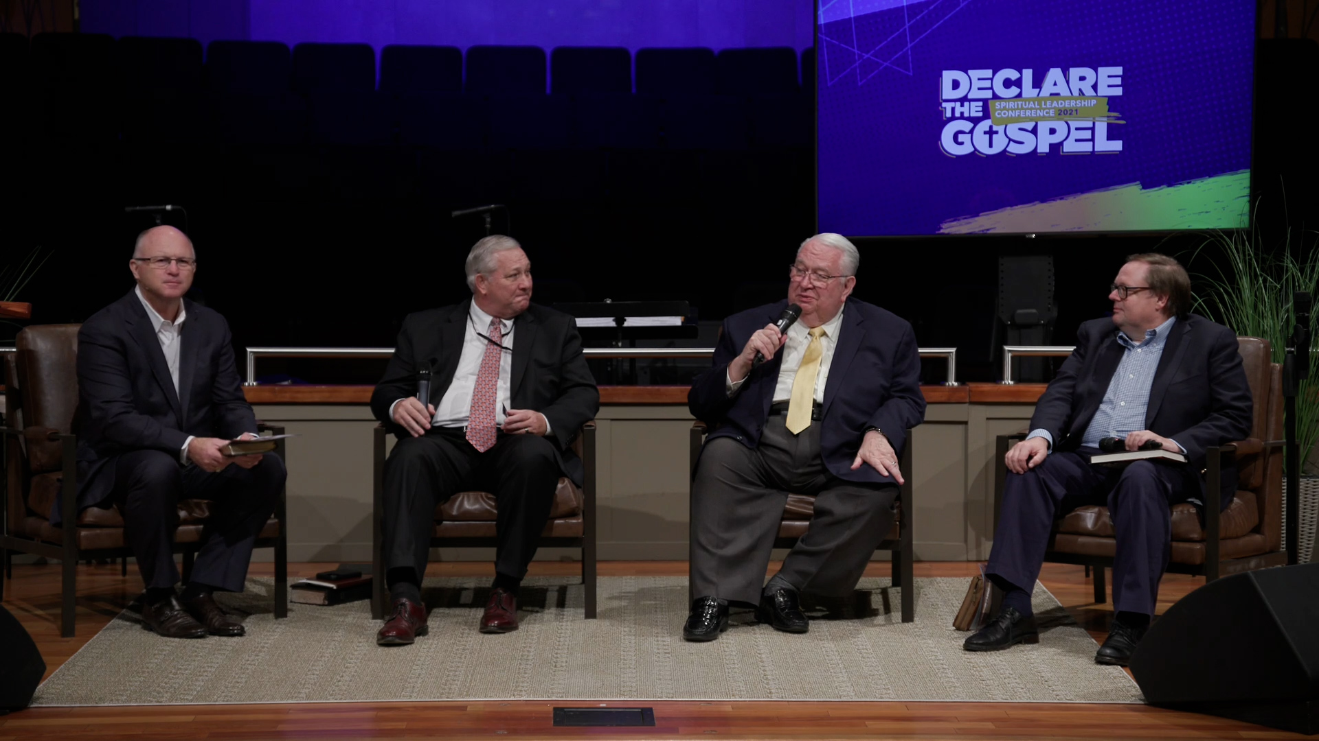 Pastor Paul Chappell: Religious Liberty Panel Discussion