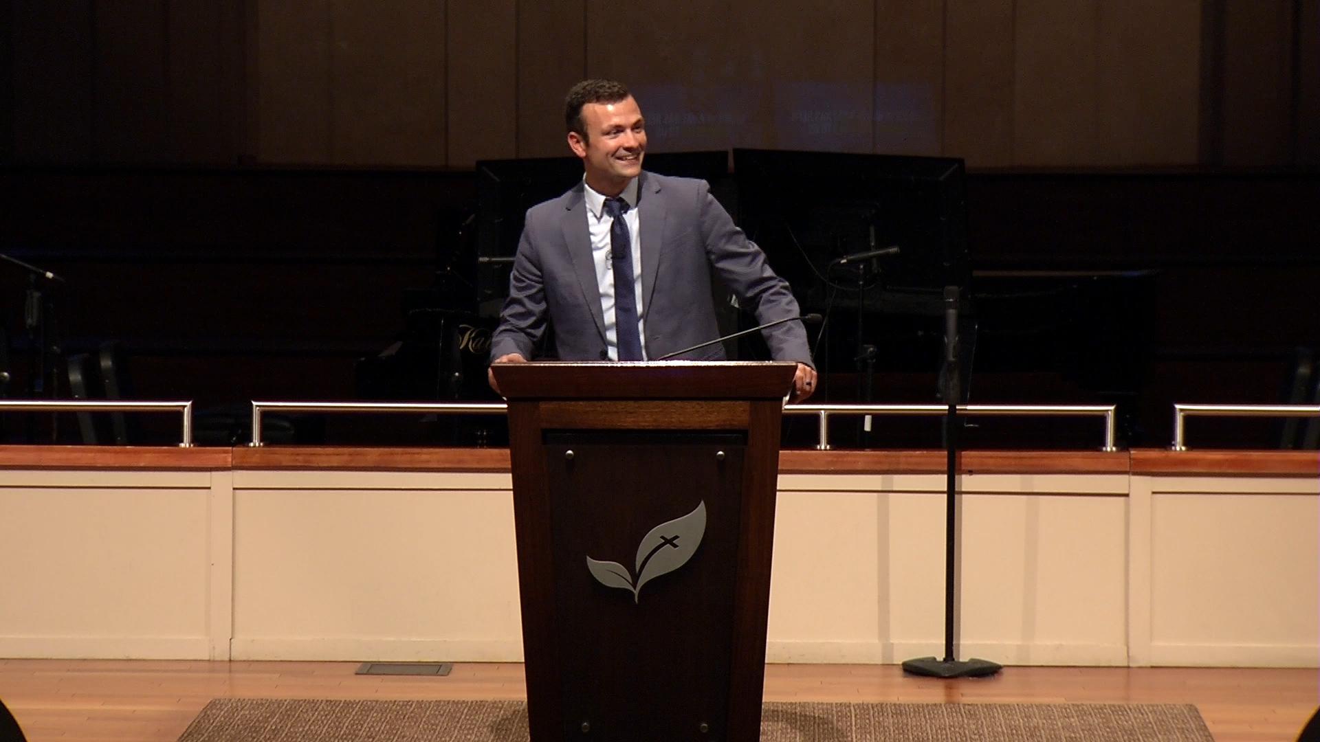 Dave Delaney: Motivations for Christian Living