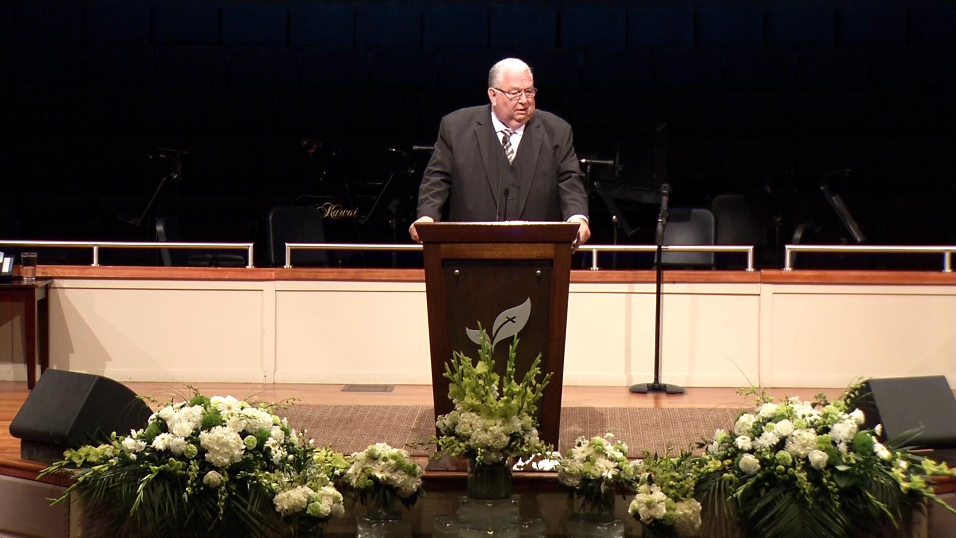 Dr. David Gibbs Jr.: Great Grace