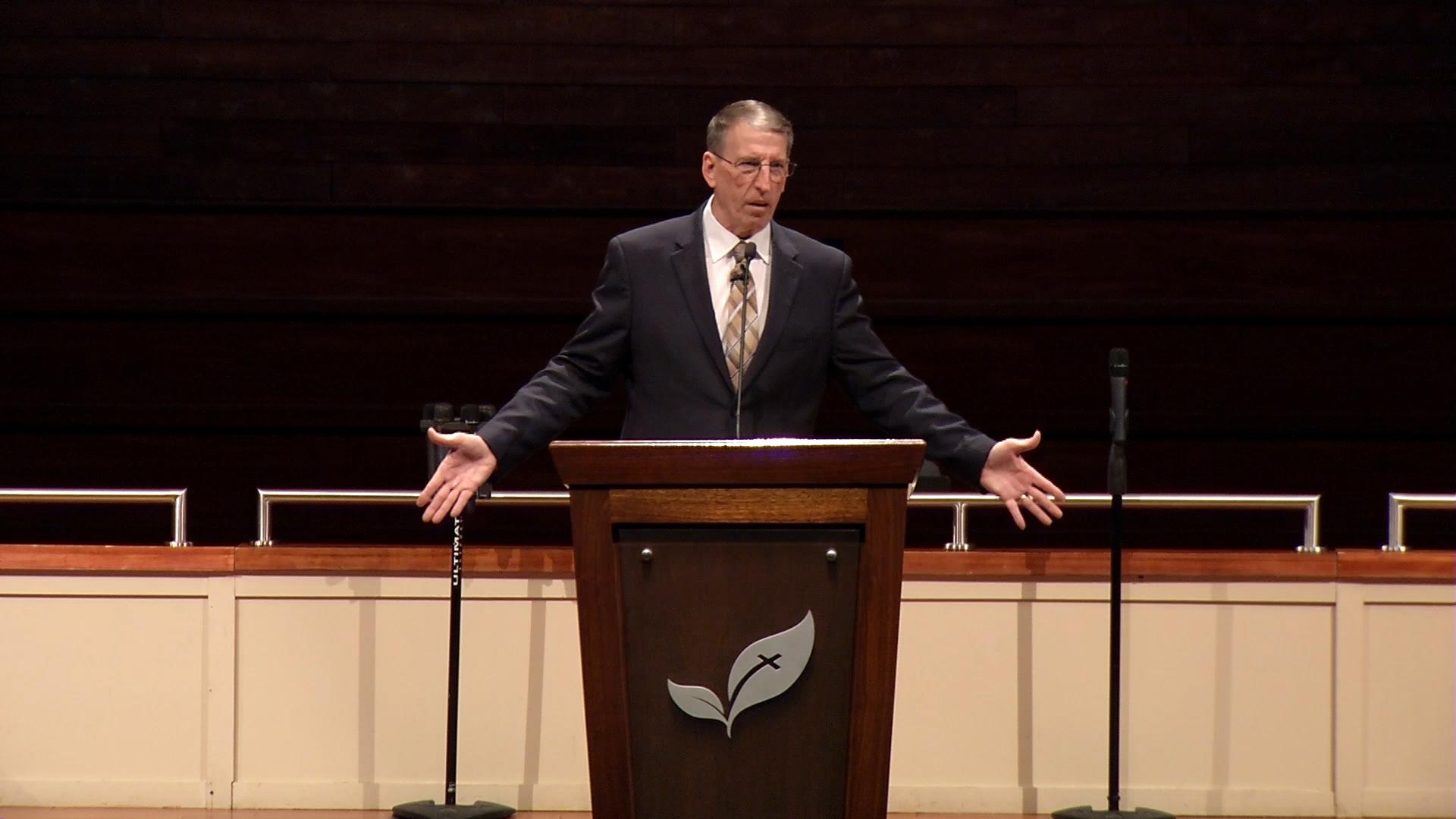 Dr. John Goetsch: Grace to Forgive