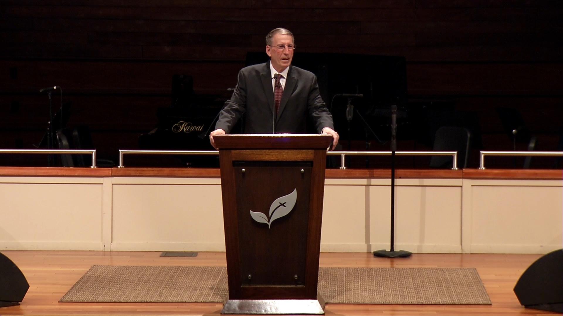 Dr. John Goetsch: Why Start a Bible College