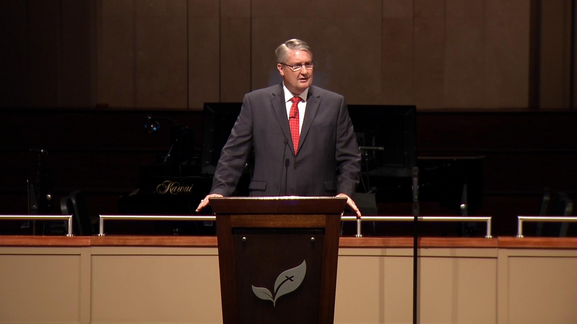 Dr. Mark Rasmussen: Draw Nigh To God