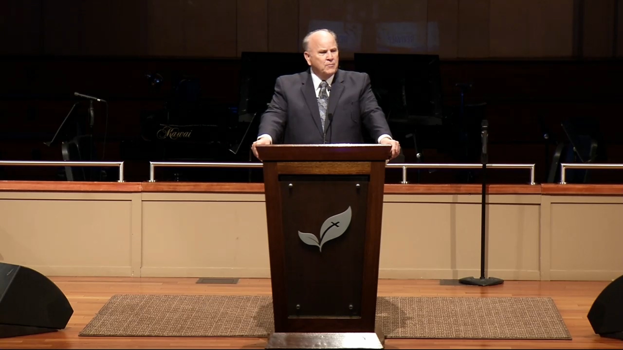 Dr. Mike Edwards: Why Do I Need Revival?