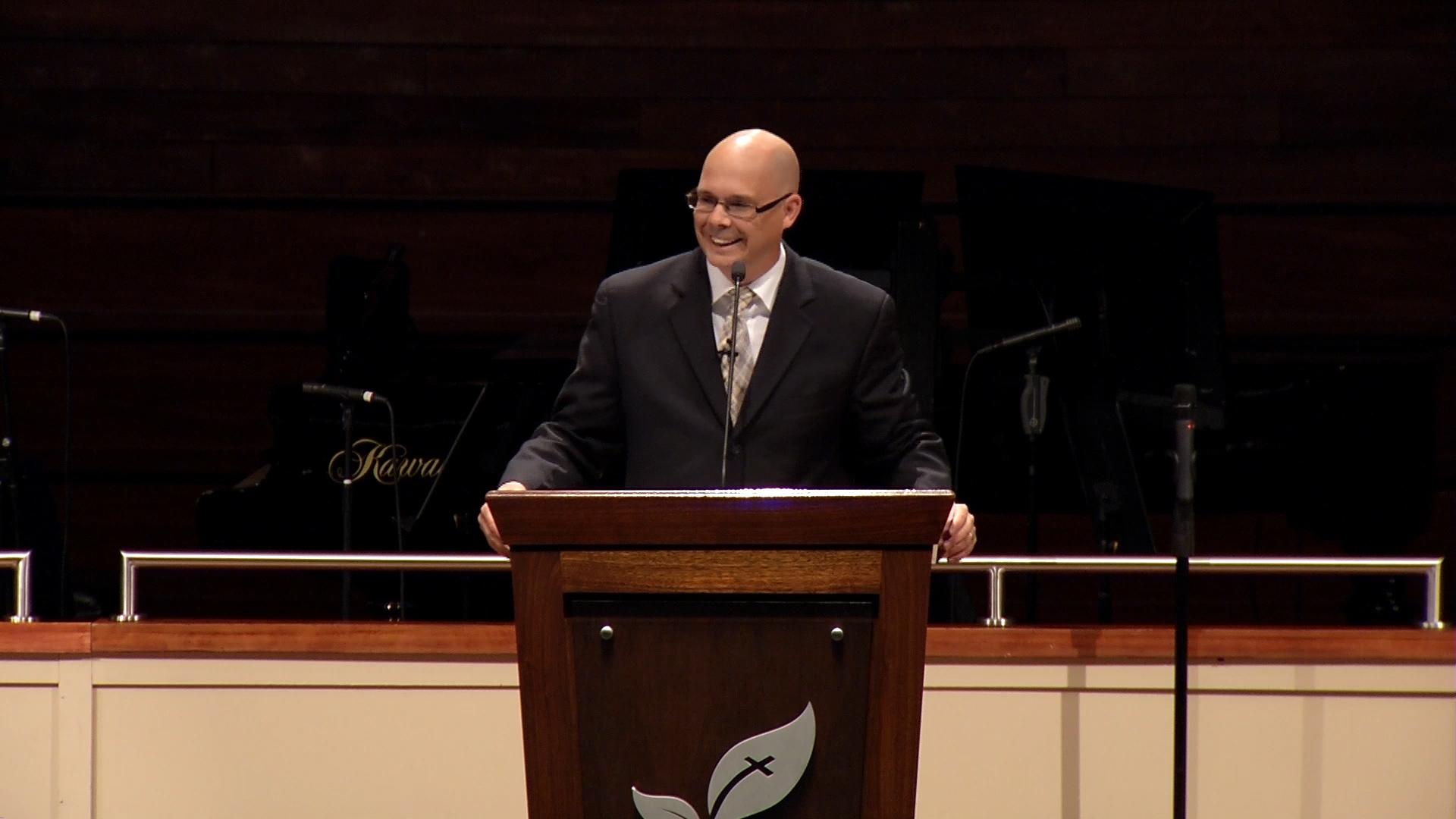 Mike Lester: Grace Through Prayer