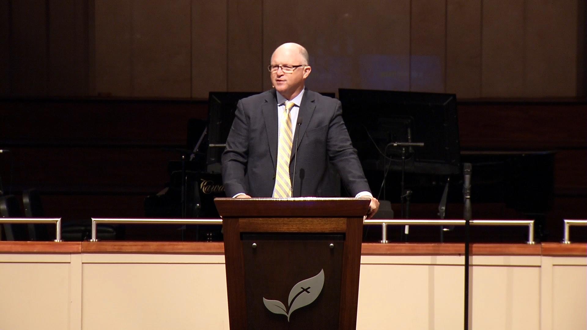 Pastor Paul Chappell: Assurance for Trusting Behavior
