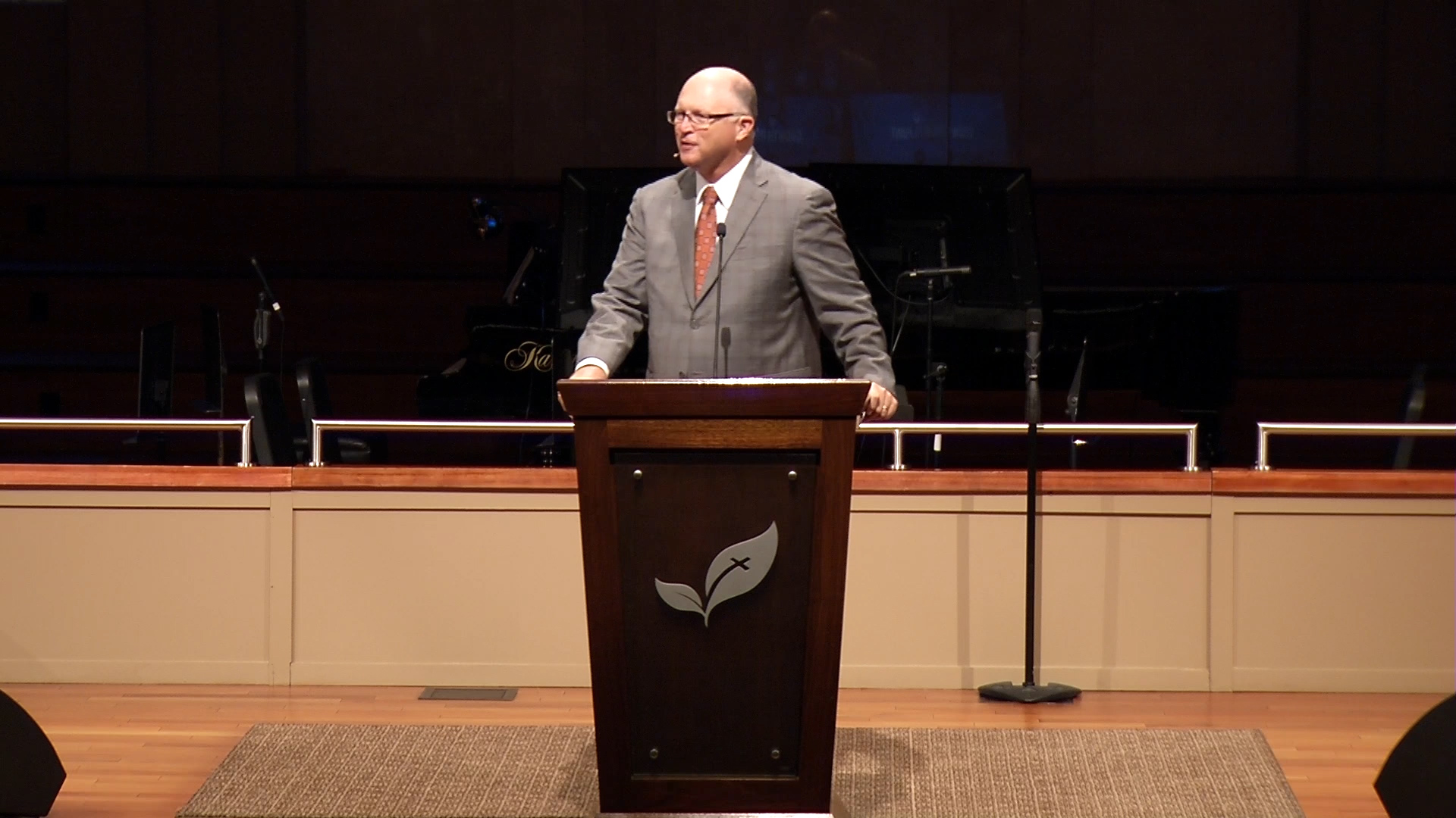 Pastor Paul Chappell: Assured by His Grace