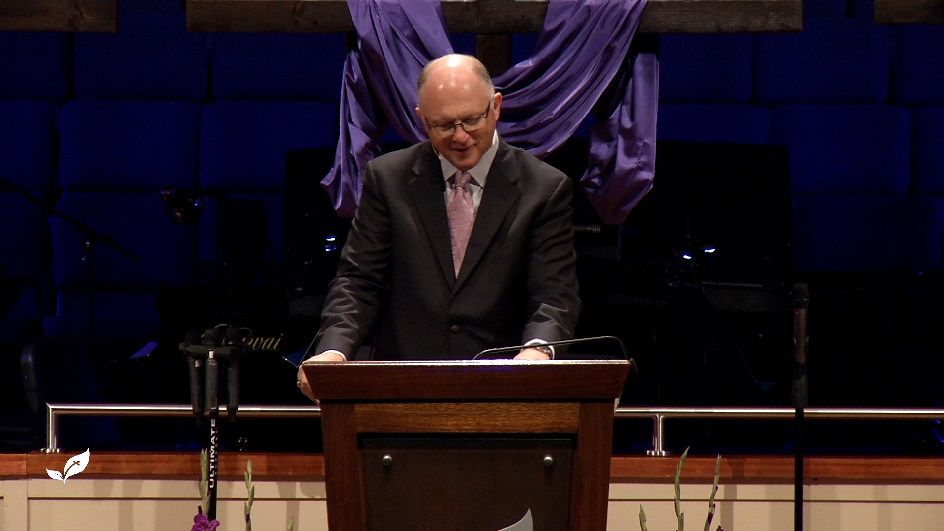 Pastor Paul Chappell: Hope Through Atonement