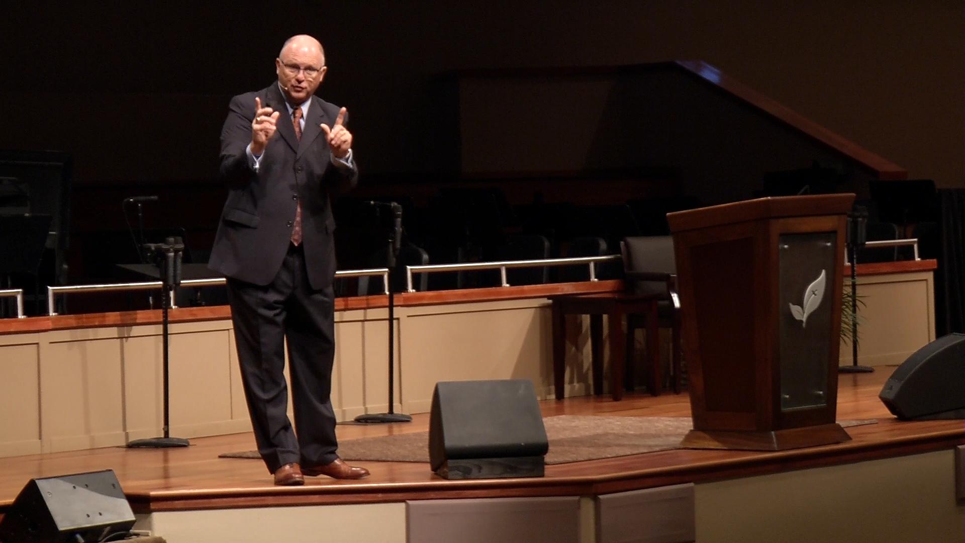 Pastor Paul Chappell: Preparing for Harvest