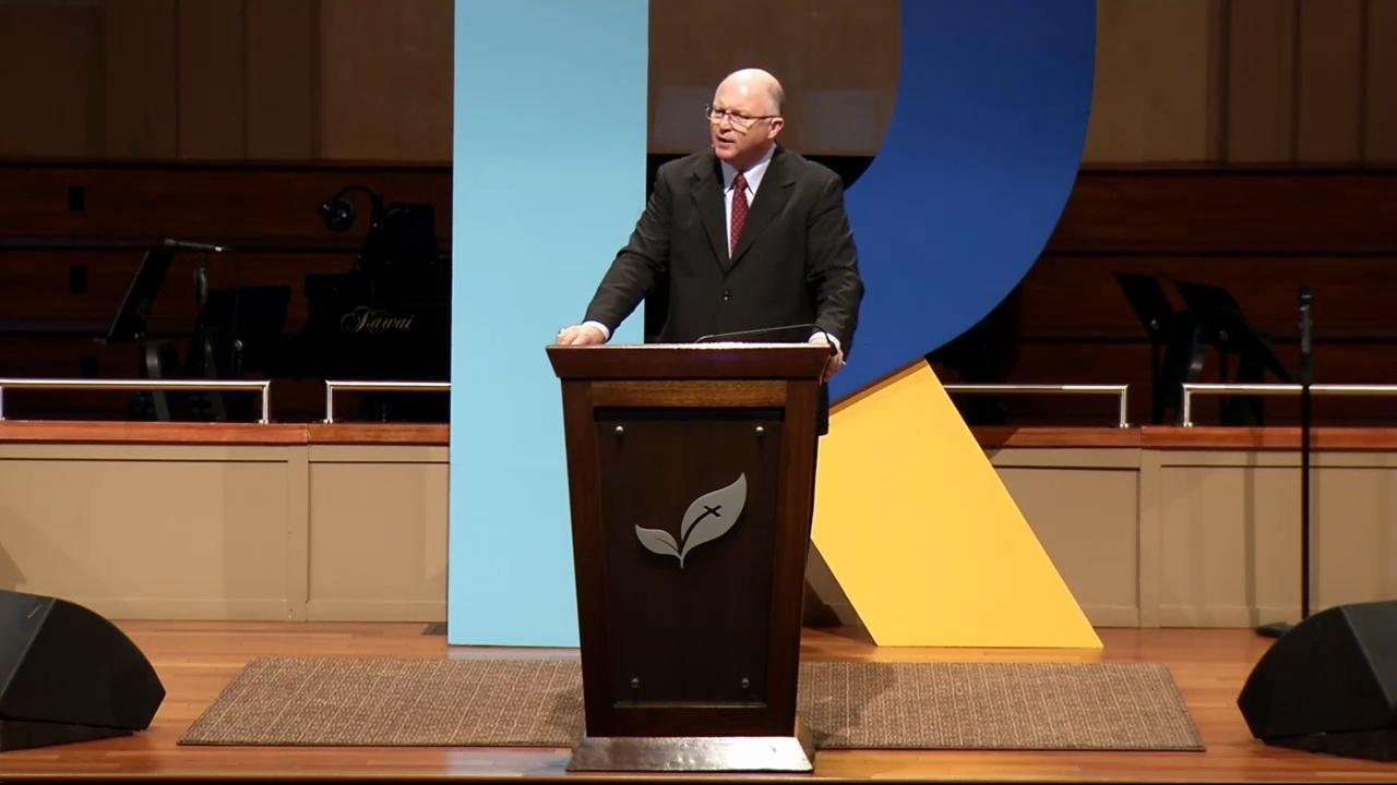 Pastor Paul Chappell: Revive Part 2