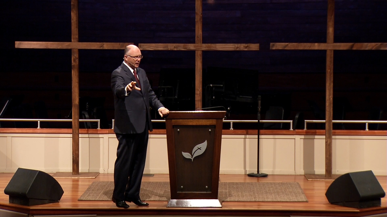 Pastor Paul Chappell: The Grace of the Cross