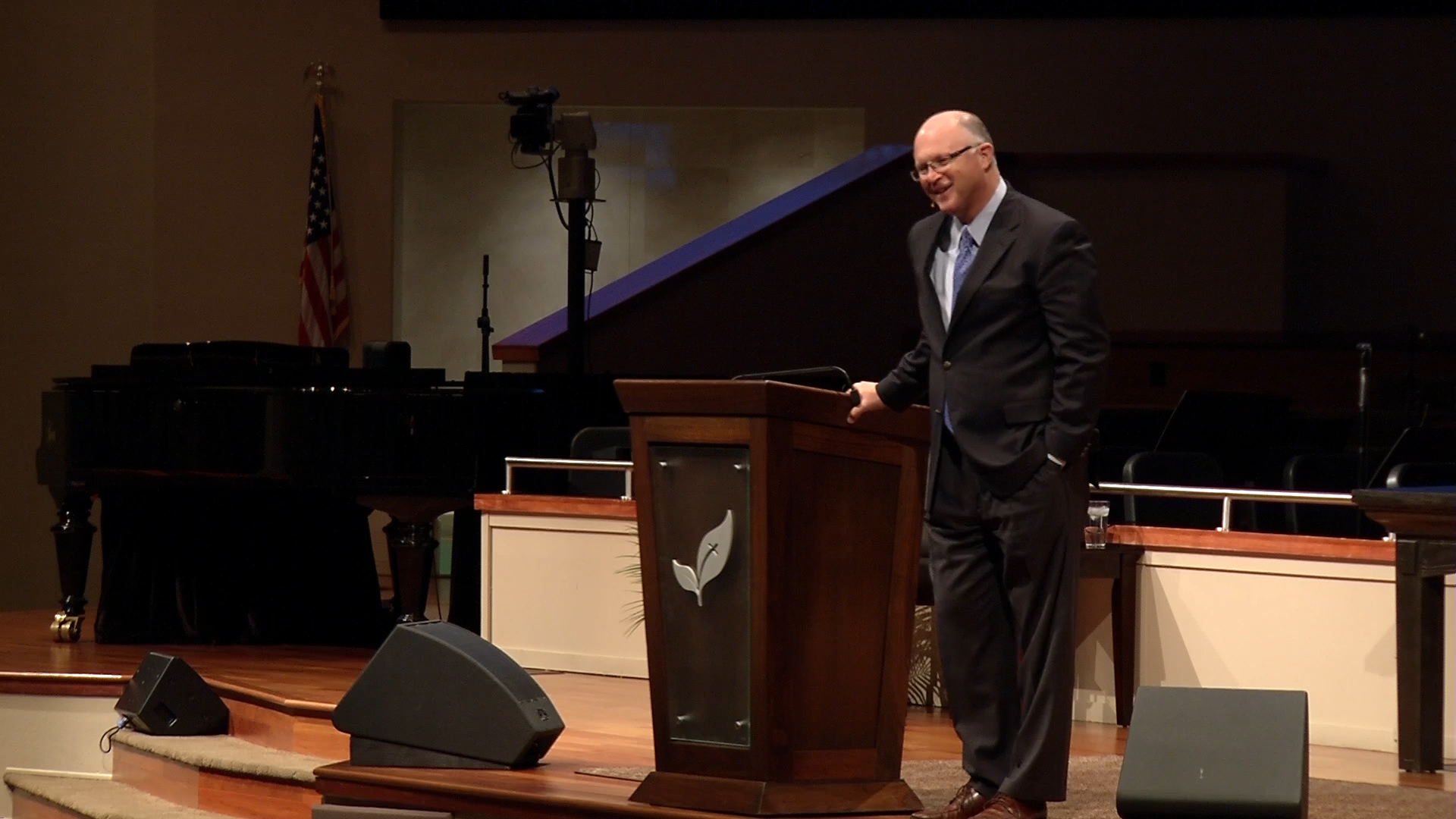 Pastor Paul Chappell: The Perfection of Grace