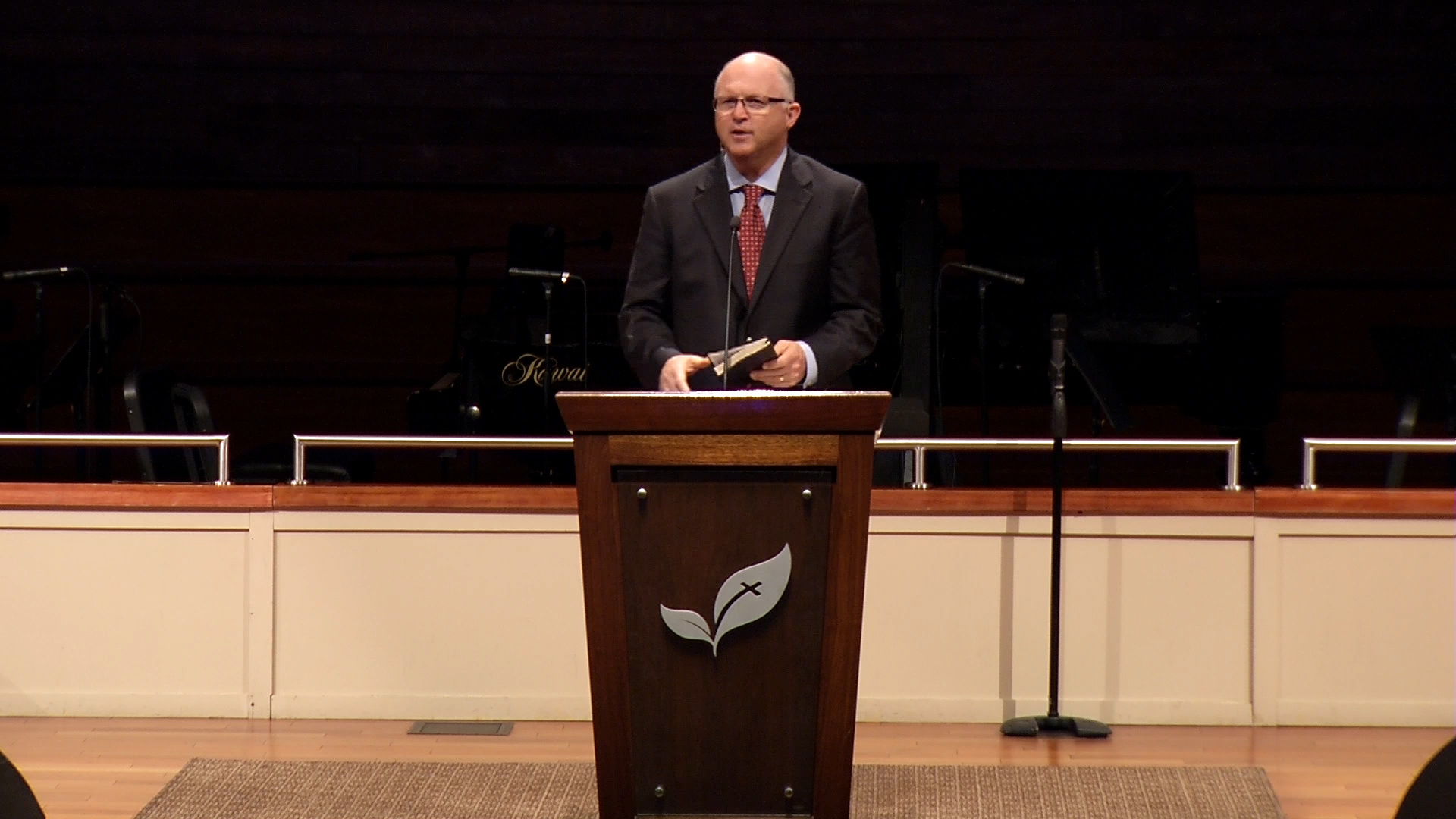 Pastor Paul Chappell: The Strength of Grace