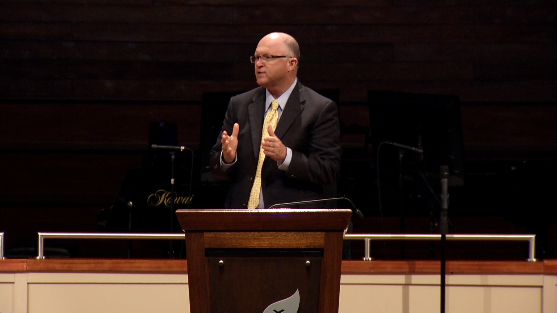 Pastor Paul Chappell: The Sufficiency of Grace
