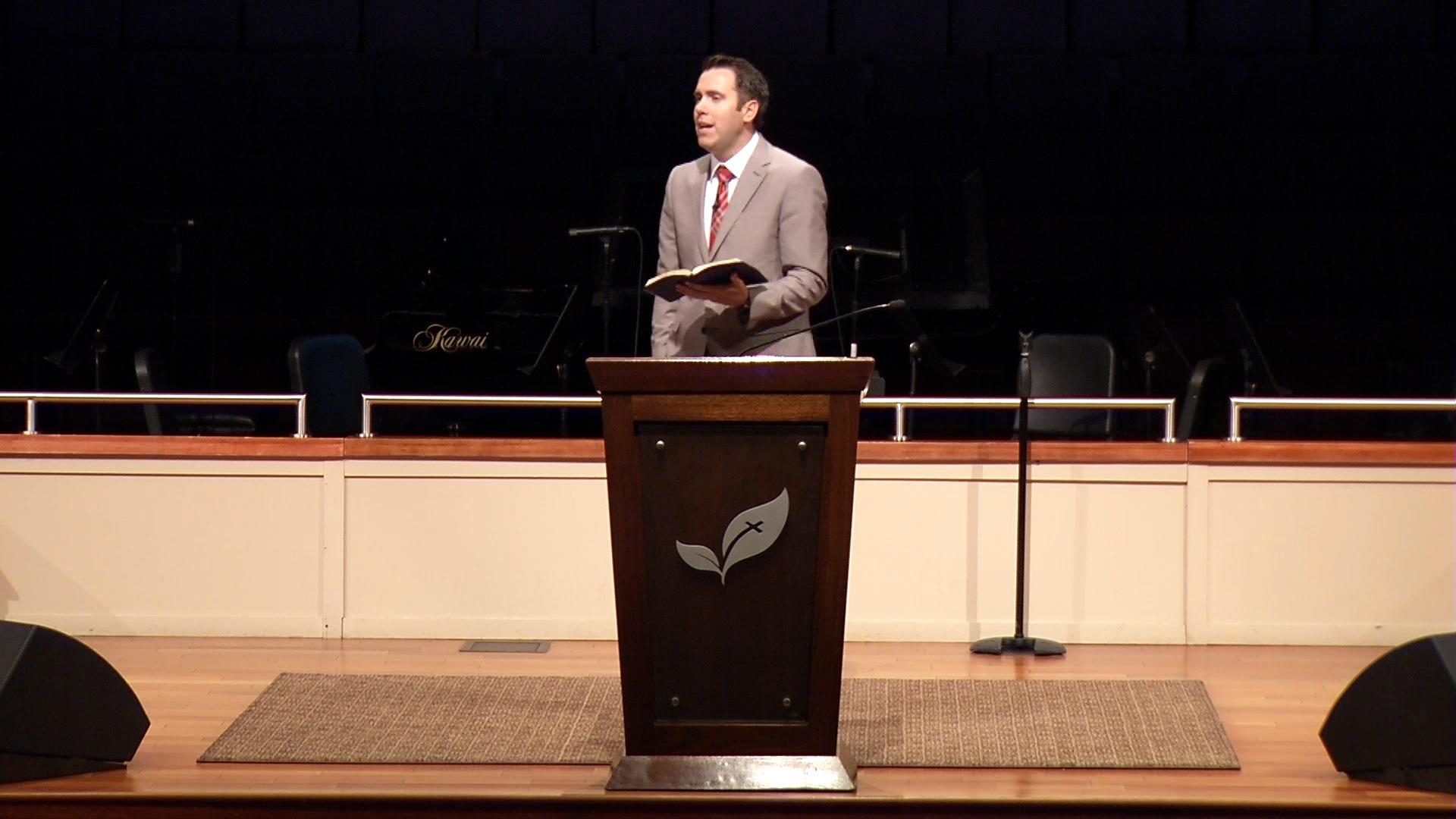 Thomas Shepherd: The Testimony of a Christian