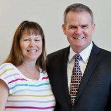 Tim and Debbie McDonald